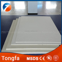 heat insulation ceramic fiber board for exhausts