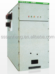 Transmission and distribution equipment, high voltage switchgear
