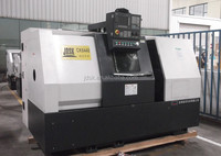 cnc turning center /slant bed cnc lathe/cnc machine center with Taiwan HIWIN ball screw and linear guideway CK6440