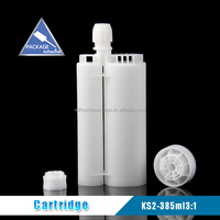 KS-2 385ml 3:1 Liquid Acrylic Resin and Slicone Sealant Cartridge