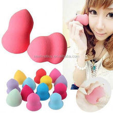1 pc Makeup Foundation Sponge Blender Blending maquiagem cosméticos Puff Flawless pó suave Beauty Make Up Tool Drop Shipping