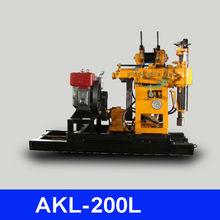 Akl-200l de perforación de pozos de agua