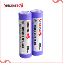 lithium battery electric car 1500mah li ion battery safe 3.6v 1500mah 18650