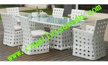 sell new style outdoor furniture 2011 style garden wicker rattan chair furniture set