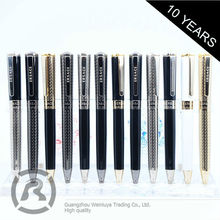 Retail Famous Fancy Design Ball Point Pens Aluminum As Gift