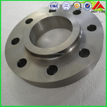 Hiqh quality astm b381 titanium flange for pressure vessel