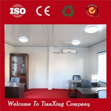 Hotel office prefab shipping container houses free