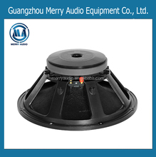 Pro 15 inch woofer speaker with ferrite magnet for outdoor MR1518075M