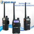 Tanto la banda 130-174/400-490mhz wouxun radio de banda dual