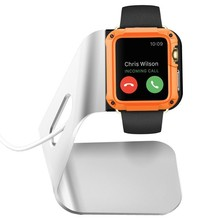 Alibaba China Smart Watch Aluminum Cradle Stand Charging Stand for Apple Watch