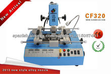 minitype CHINAFIX three temperature zones CF320 BGA repairing machine