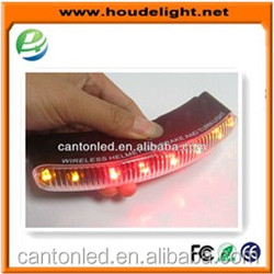 Red & yellow led lighting electric motorcycle kit electric motorcycle conversion kits