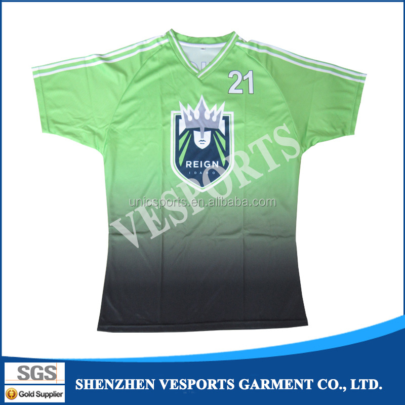 Sublimated design your own warm up custom t shirt for Customize my own t shirts for cheap