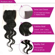 Big Stock Best Services brazilian hair lace closure brazilian body wave closure