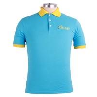 2015 design color combination 100 cotton polo t shirt