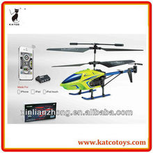 KATCO TOYS children 3.5CH Iphone controlled r/c helicopter