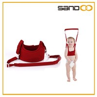 Made in china portable cotton baby carry belt, belt walking baby
