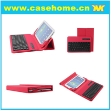 high quality bluetooth leather case for ipad , tablet bluetooth keyboard 10.1