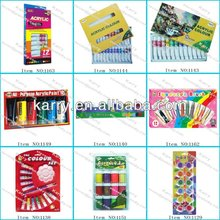 Target audited supplier Fantastic Acrylic Paint non toxic