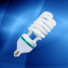 New! 8 years experience electronics cfl, half spiral energy saving lamp, factory price light