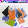 silicone sticky credit card case(FDA)