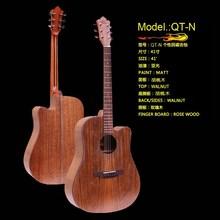 Qt-n noce top chitarra acustica immagini di strumenti musicali