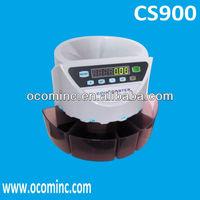 CS900 electronic Coin Sorter/Counter