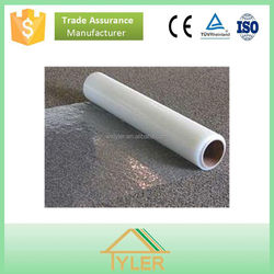 PE plastic carpet protective film