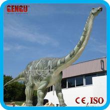 jurásico parque hecho a mano dinosaurio mecánico