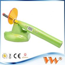 1200~1500mw/cm2 illumination led curing light with ce certification for dentist