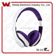 factory colorful wifi Bluetooth Headphone