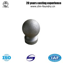 Resin Coated Sand Casting Grey Iron Handrail Ball