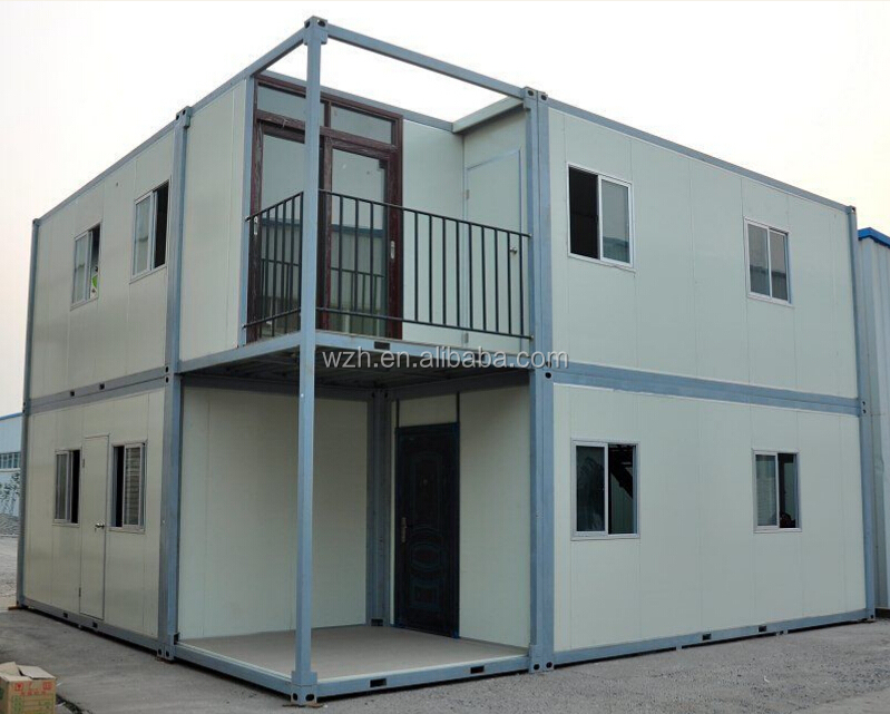 Prefab Home House Without Furniture Algerie Maison Prefabriquee 20 Ft Container Home Kits Sea