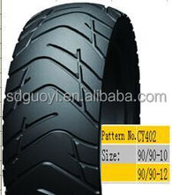 high quality motorcycle tire 90/90-12