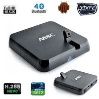 M8C with Amlogic S802 and 5.0mP Camera for home media player full hd porn video xbmc streaming tv box