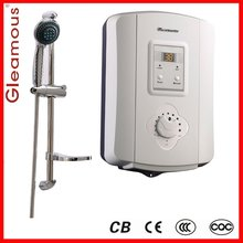 8.5KW Power setting type LED Screen Instant shower water heater
