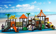 Top level/promotional/playground swings slides