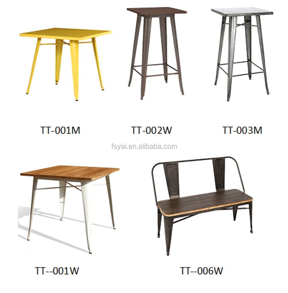 도매 빈티지 디자인 현대 나무 카운터 금속 바 의자-기타 엔틱 ...
