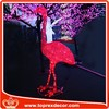 2015 Christmas decorative flamingo birds for sale giant inflatable flamingo