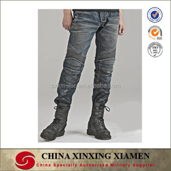 Motorcycle pants with EVA protector
