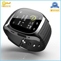 2015 Newest Bluetooth Smartwatch DZ09 Smart Watch for Android Smartphones
