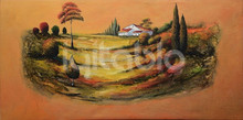 2015 Popular stretched abstract art wholesale for paintings