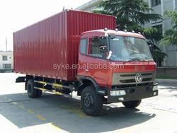 2015 New Dongfeng Cargo Box Mini Van Truck
