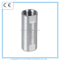 1 inch investment casting stainless steel spring check valve