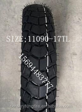 High Quality Motorcycle Tyre100/90-17TL
