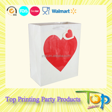 Valentines Wedding Decorative Paper Gift Bags
