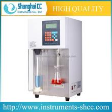 Automatic distillation Kjeldahl Apparatus nitrogen Analyzer CCATN-300