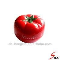 tomato shape mechanical timer plastic material