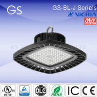 I-Moon 130lm/w warehouse IP65 chinese sex hot sale led high bay with ce rohs