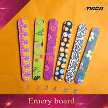 most popular emery board foam file polish sapphire